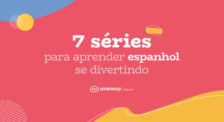 arte de séries para aprender espanhol